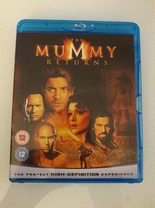 La momia 2 el retorno en bluray