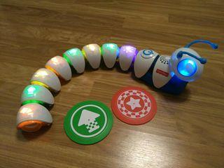 Oruga juguete programable Fisher Price
