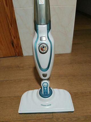 Mopa A Vapor Steam Mop + Limpiador+olor