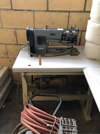 Máquinas de coser profesionales