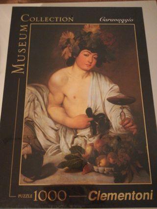 Puzzle Museum collection Caravaggio