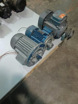 motores eléctricos de 3/4 cv asta 4 cv