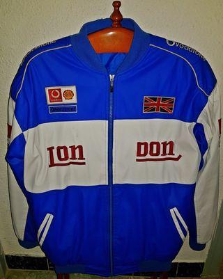 chaqueta Cazadora London Formula1 Michael Schumac
