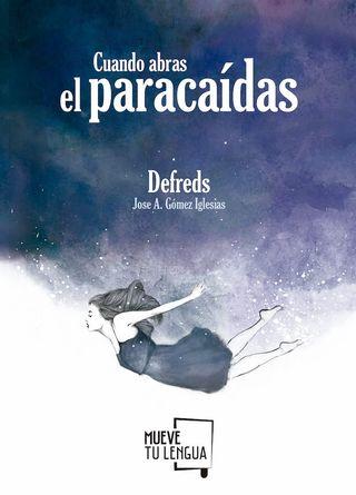 LIBRO NUEVO!! CUANDO ABRAS EL PARACAÍDAS.