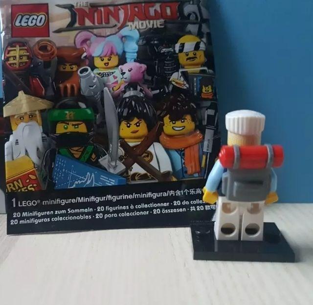 Minifigura Zane