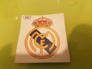 Cromo bollycao La liga 98-99 escudo real madrid