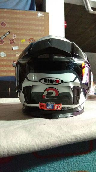 Casco moto Shiro sh-881 Motegi