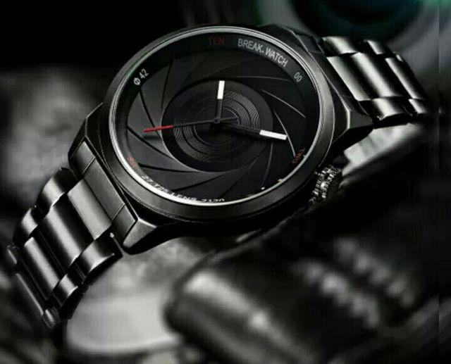 Reloj creativo