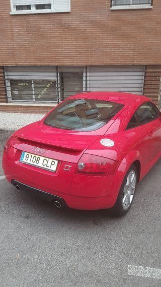 Audi TT 2003 coupe 225cv en perfecto estado