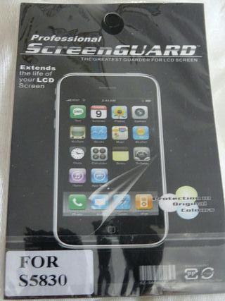 protector pantalla móvil