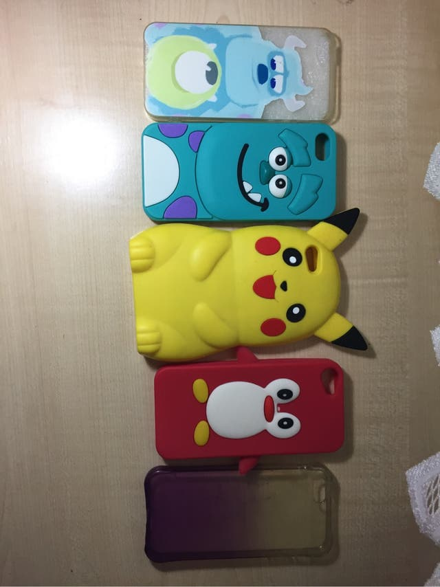 Fundas iPhone 5/5S/5C