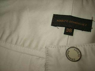 Pantalón Adolfo Dominguez talla 38