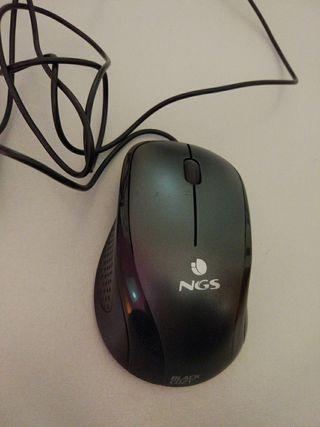 Ratón óptico Ngs