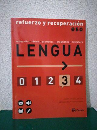 Refuerzo y recuperación Lengua 3