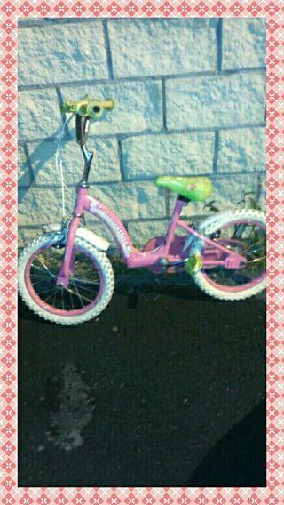 bicicleta de juguetos