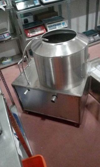 peladora de patatas industrial modelo 35