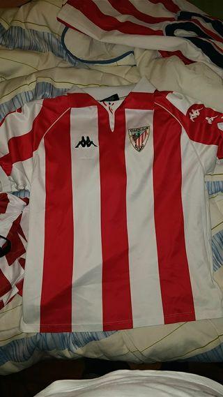 Camisetas Athletic Club Bilbao Kappa