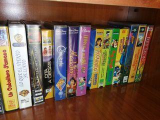 Películas de video VHS