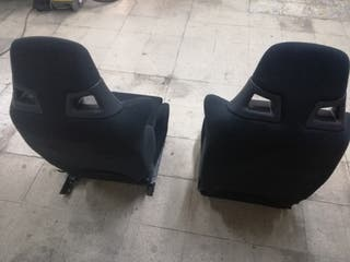 asientos semibaquets evo X