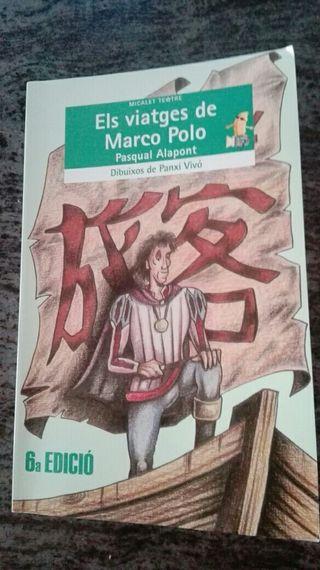 libro Els viatges de Marco Polo