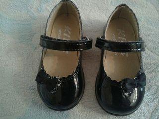 zapatos de bebé.