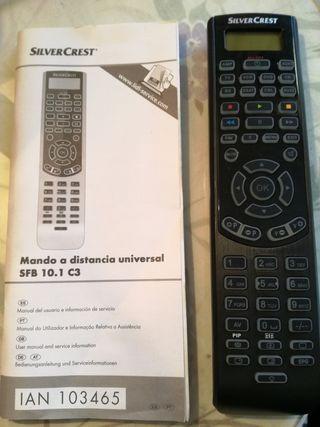 mando universal televisor