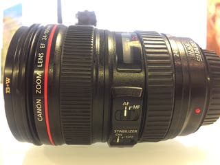 Canon ef 24-105 mm f/4 L Estab