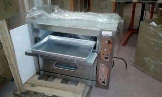 hornos de pizzas nuevos gas y electricos