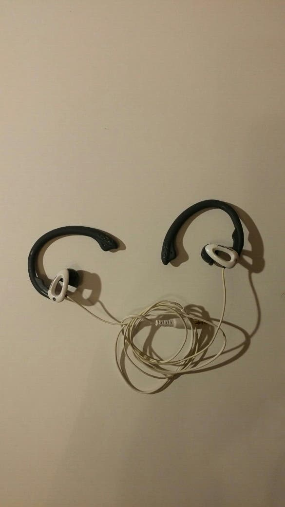 Auriculares ruuning Pionner