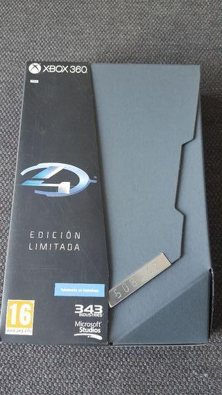 Halo 4 edición limitada