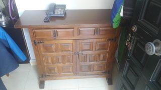 Mueble antiguo castellano
