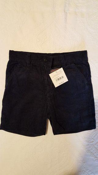 Pantalon corto pana Gocco