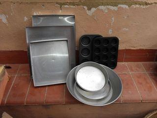 Piezas reposteria