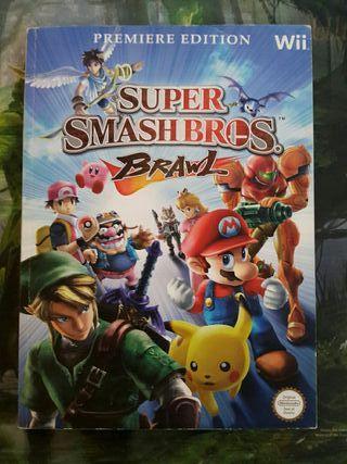 Guía Super Smash Bros Brawl