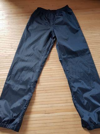 Pantalón impermeable T. 12 costuras termoselladas