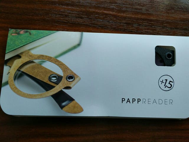 Gafas PAPPREADER