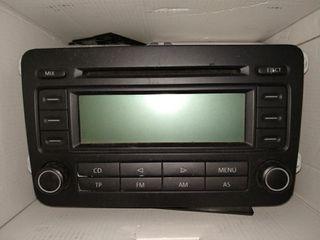 radio volkswagen original 2005