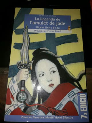 Libro LA LLEGENDA DE L' AMULET DE JADE