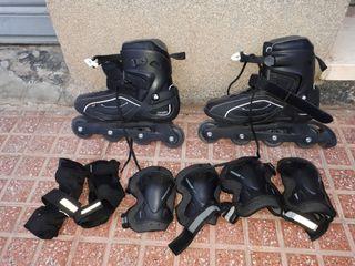 patines en linea 44