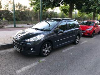 Peugeot 207 sw 2010