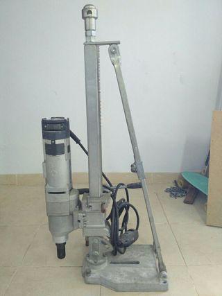 Perforadora hormigón