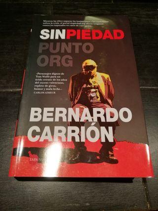 «Sin piedad . org», novela