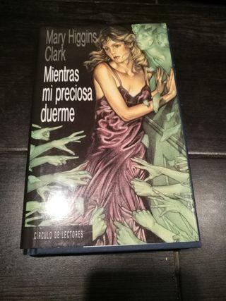 «Mientras mi preciosa duerme», novela