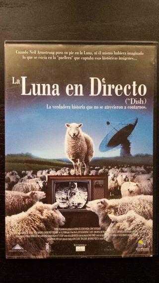 Dvd La luna en directo