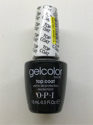 Opi gel top