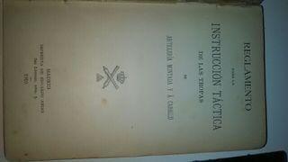 libro 1910 caballeria