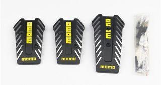 pedales momo