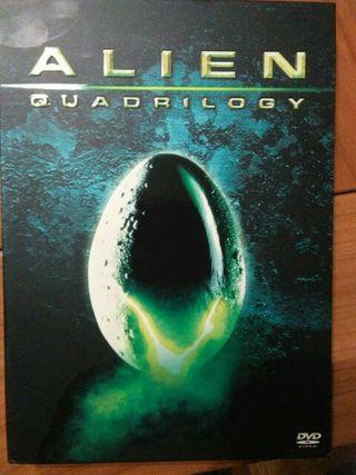 saga películas Alien
