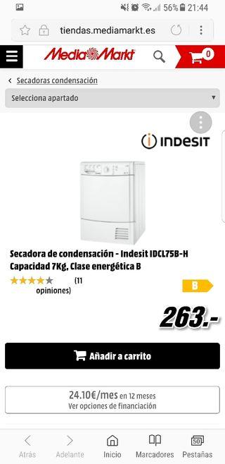 secadora nueva