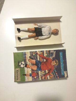 Madelman futbolista Mundial 82 Alemania